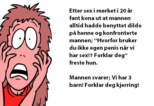 sex vitser